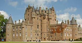 Castello di Glamis e St. Andrews