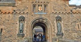 Castillo de Edimburgo y lo mejor de la ciudad