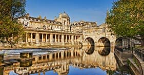 Bath - UNESCO World Heritage Site