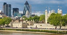 Londres panorámica (finaliza en el aeropuerto de Heathrow)
