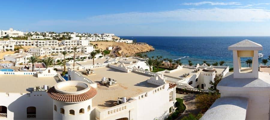 Panorama de Charm el-Cheikh
