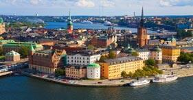 Beautiful Stockholm & Vasa