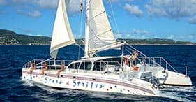 Twice as Nice Catamaran Sail & Snorkel