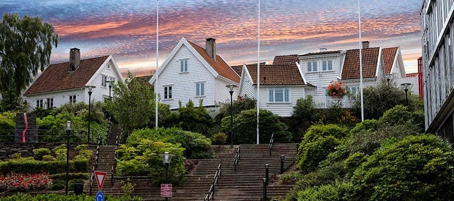 Kreuzfahrten ab Stavanger