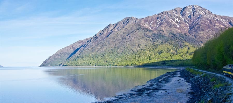 Turnagain Arm de Alaska