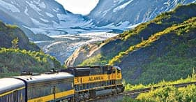 Debarkation Scenic Cruisetrain - Seward to Anchorage Hospitality Centre