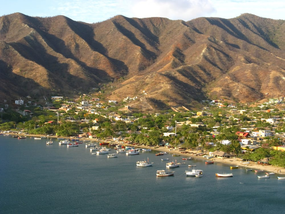 See Santa Marta, Colombia on a South American Cruise with Norwegian