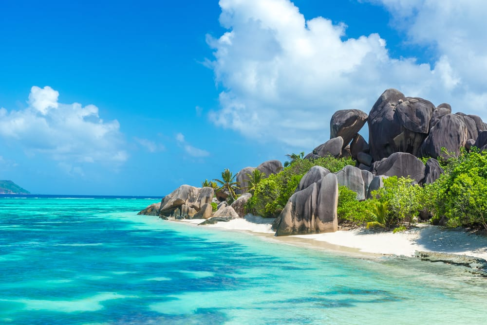 Experience the Majestic Beaches with Granite Rocks in Seychelles