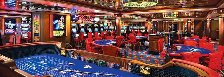 casino cruise test