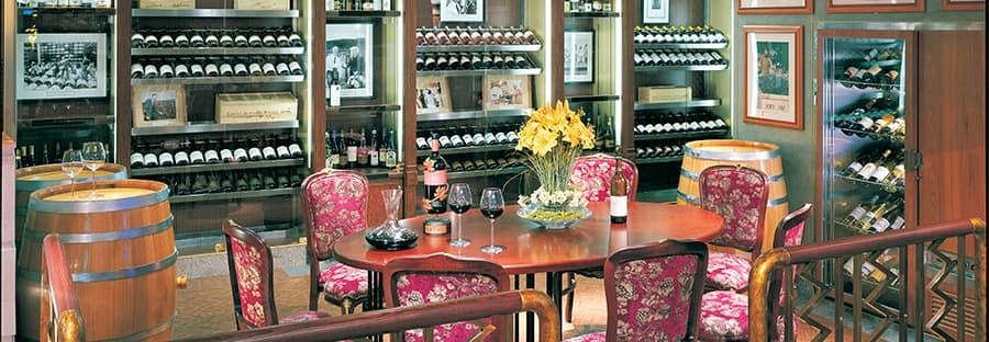 Bodega de vinos