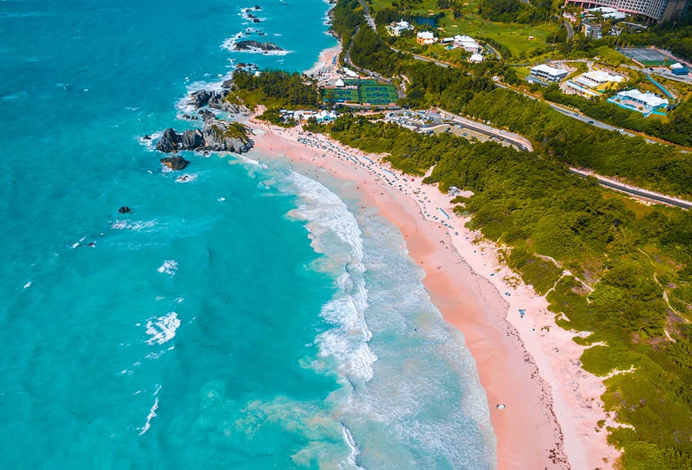See Bermuda's Pink Sand Beaches on a Cruise with Norwegian