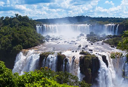 Cruisetours en Amérique du Sud