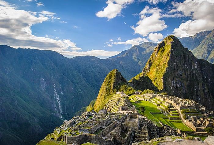 南米クルーズ