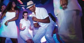 Entertainment - White Hot Party