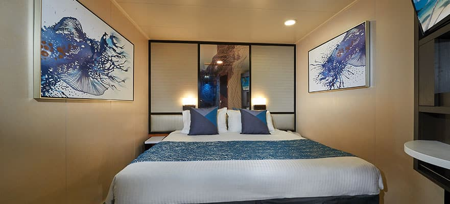 Camarote interior Sail Away