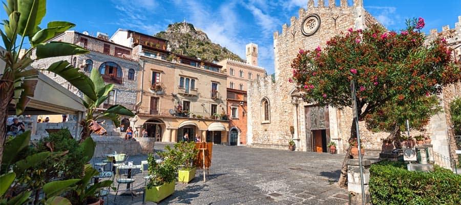 Passeio na Sicília