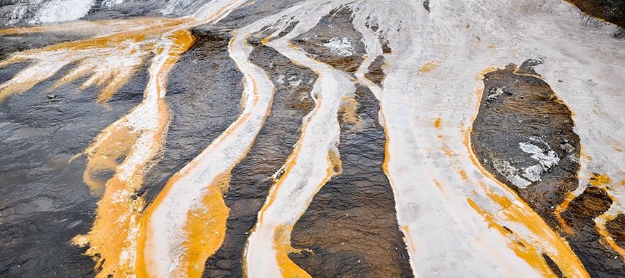 Orako Korakei geothermal park on a Tauranga Cruises
