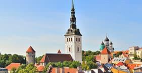 Scenic Tallinn