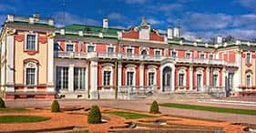 Upper Town & Kadriorg Palace
