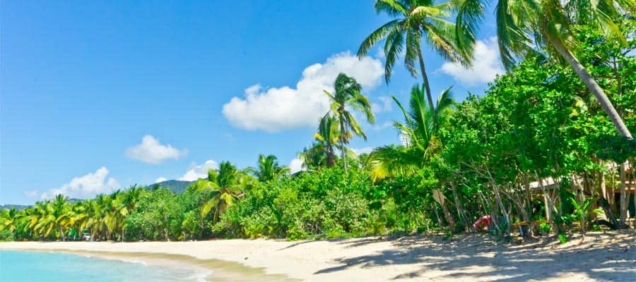 Island Beach Break on Tortola cruises