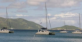 Catamaran Sailaway and Beach