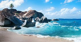 Virgin Gorda e The Baths
