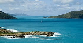 Tortola by Land & Sea