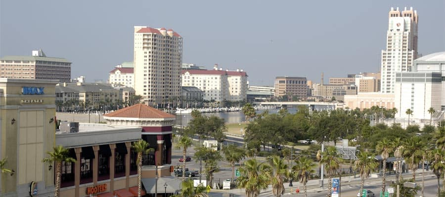 Harbor Island and Channelside District