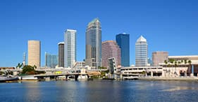 Tampa City Tour & Transfer to Airport