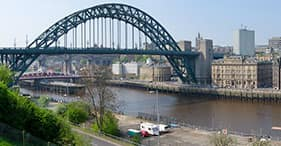 Newcastle (Tyne), England