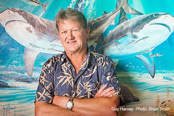 10 Questions With Guy Harvey
