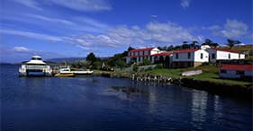 Beagle Channel & Estancia Harberton