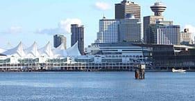 Passeio pela cidade de Vancouver