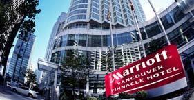 Restaurants Downtown Vancouver Vancouver Marriott Pinnacle
