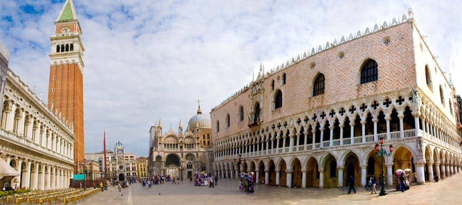 Piazza San Marco lors de votre croisière en Europe