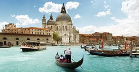 A Walk through the Heart of Venice & Gondola Ride