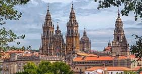 Santiago de Compostela & Freizeit