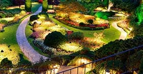 Enchanting Butchart Gardens Evening