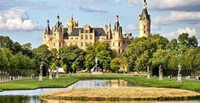 Schwerin and its Fairy-tale Castle
