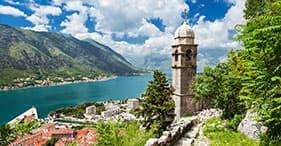 Cátaro, Montenegro