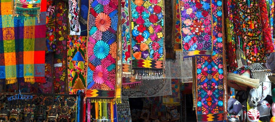 Traditional Mexican handmade craft on a Mexican Riviera cruise