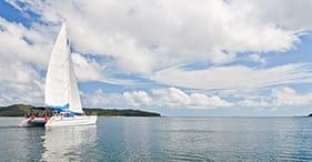 Sail & Snorkel On Picante