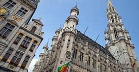 Bruxelles par vos propres moyens