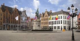 Bruges par vos propres moyens