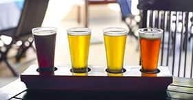 Bruges et dégustation de bières belges