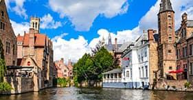 Journée à Bruges