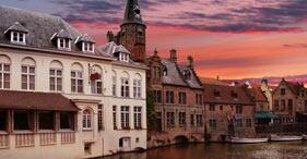 Brussels / Bruges (Zeebrugge), Belgium