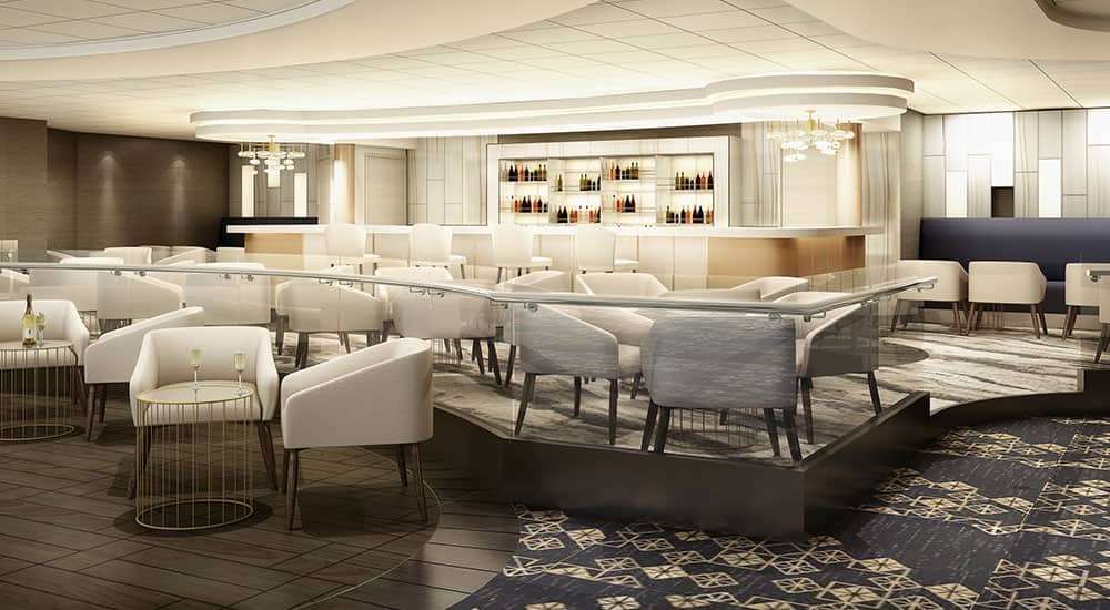 Norwegian Spirit Magnum's Champagne & Wine Bar