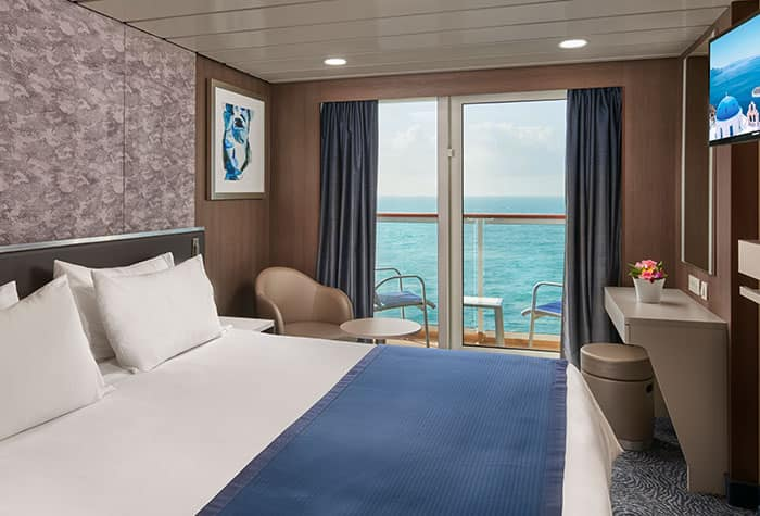 Completely Reimagined Staterooms