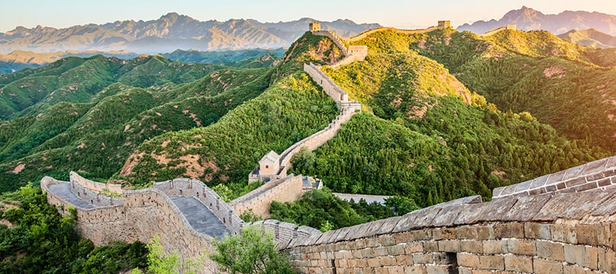 Cruises to Beijing